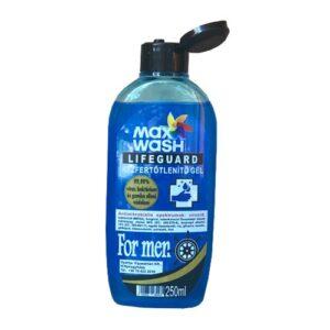 Hand sanitizer for men